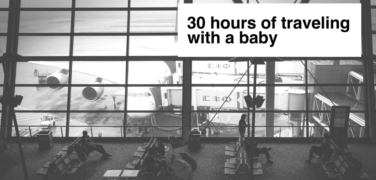 How I Survived a Long Haul Flight With a Lap Baby