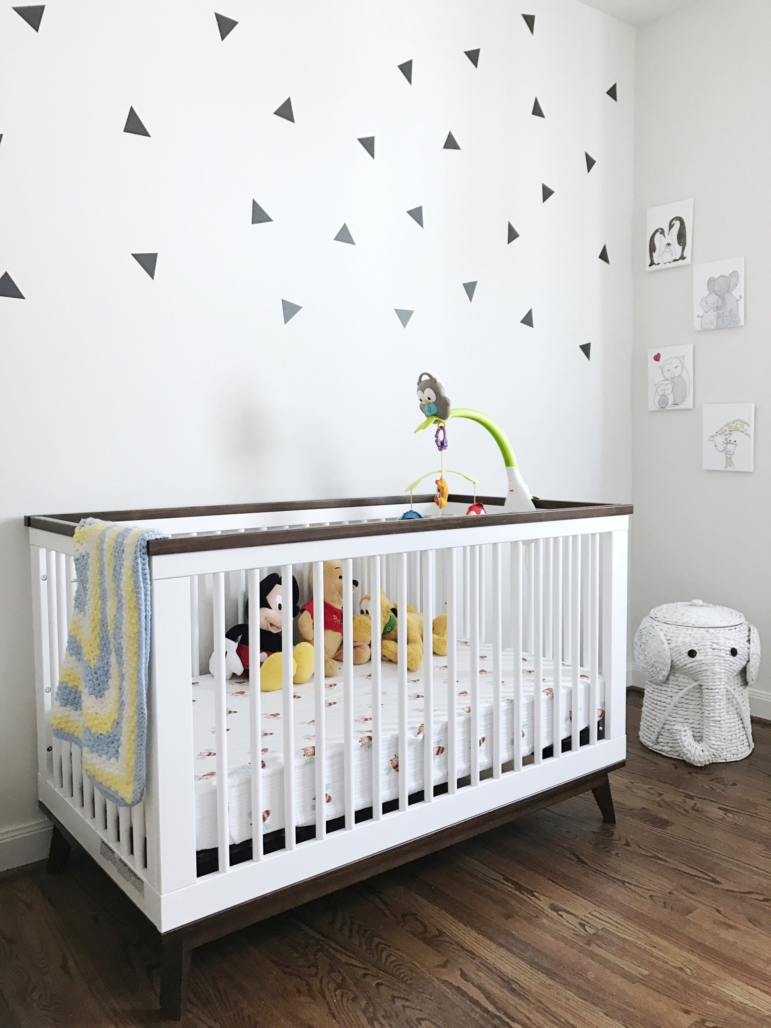 Top Nursery Essentials  + A Tour of Vir's Room
