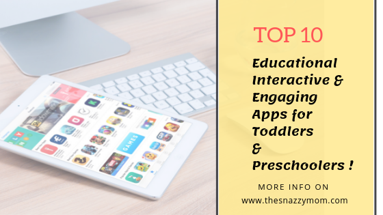 More Top Educational Apps >> The 10 Best Educational Interactive Engaging Apps For