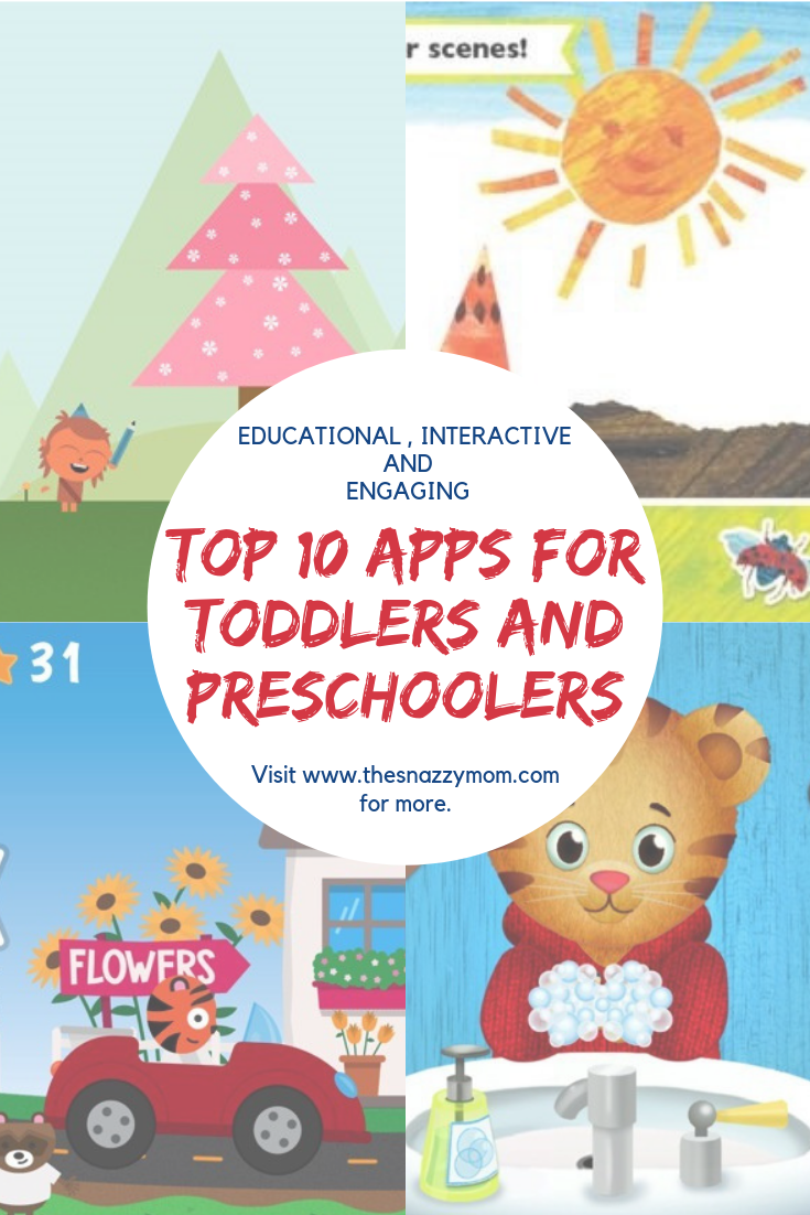 TOP 10 APPS FOR TODDLERS AND PRESCHOOLERS (2)
