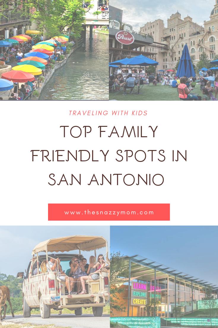 Top Family Friendly Spots in San Antonio0