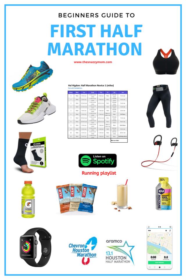 first half marathon